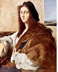 Raphael, Portrait of a Young Man